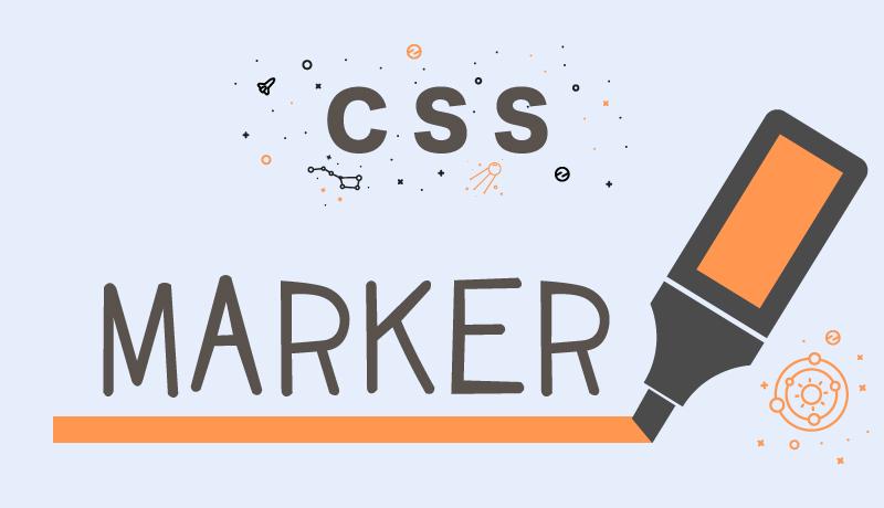 マウスホバー時にラインマーカーを引くようなアニメーションをCSSで表現してみる