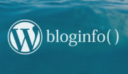 WordPressでサイト情報を取得する bloginfo() の非推奨パラメータと、それに対応する代替関数まとめ