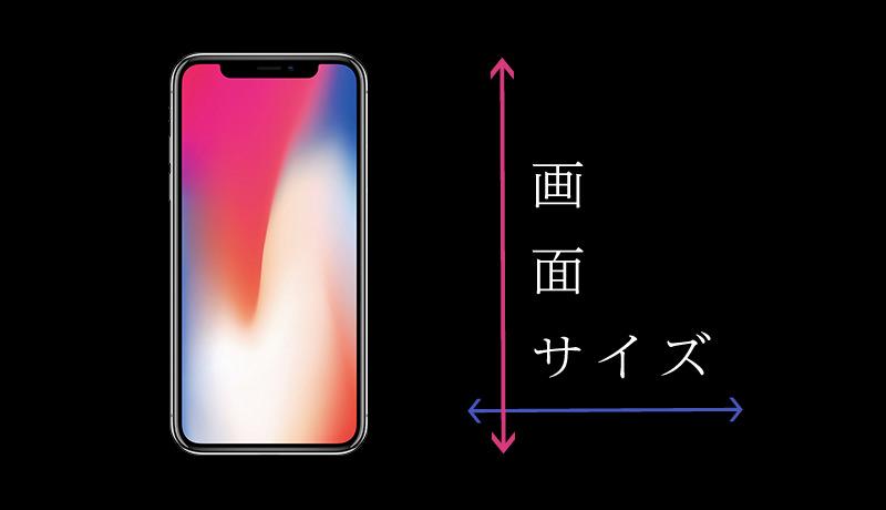 新作iPhone8, iPhone8 Plus, iPhone X の画面サイズは?メディアクエリの横幅に指定するピクセルについて