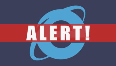 Internet Explorerを判定してアラートを表示し、モダンブラウザへ誘導する方法(PHP版 / JS版)