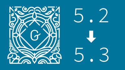 WordPress5.3でのブロックエディターの変更点まとめ【Gutenberg】